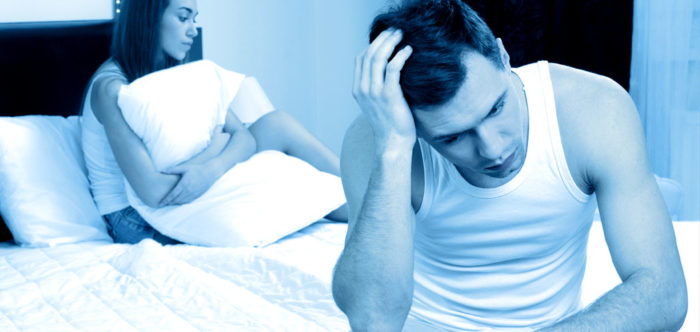 Dysfonction érectile : quelles sont les causes et les traitements possibles ?