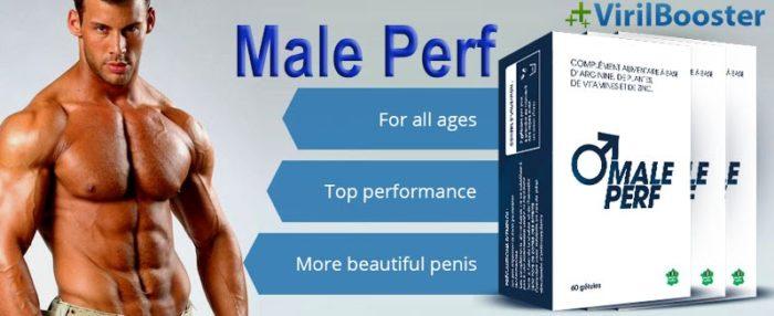 Male Perf avis : posologie, opinion, effets et prix