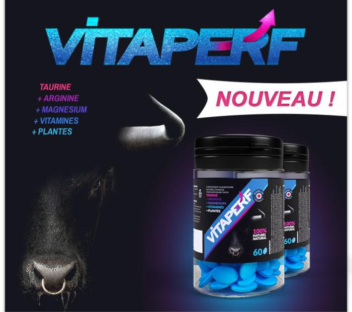 Vitaperf : avis et test de ce stimulant sexuel naturel