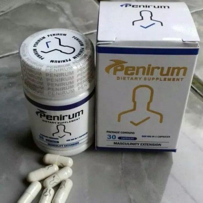 Quels sont les effets de Penirium ?