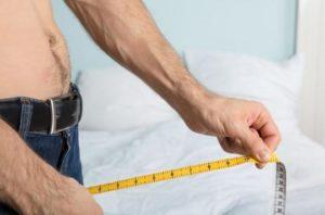 allonger la taille du pénis grâce au massage