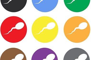 La couleur du sperme : altérations, significations et traitements