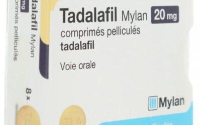 Tadalafil, une alternative générique au Cialis