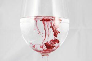 sang dans le sperm